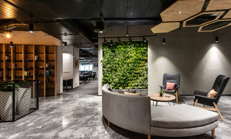 Smart Office Renovation